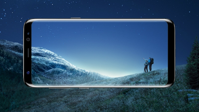 Samsung Galaxy S8 Initial Stock Twice That of Galaxy S7, Confirms CEO