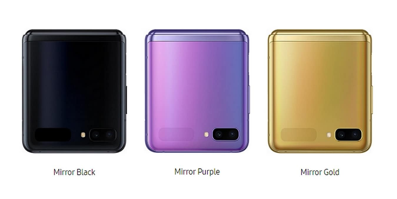 Samsung Galaxy Z Flip Mirror Gold Variant Coming to India on March 20