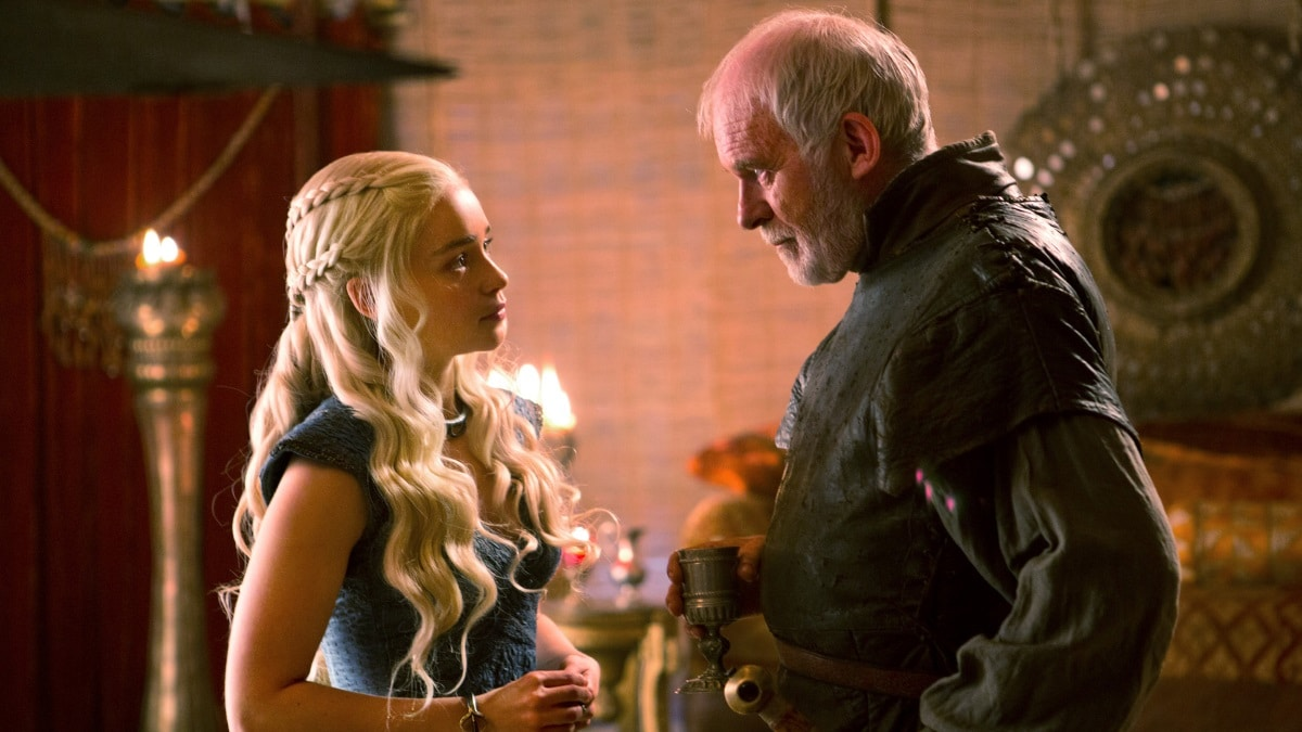 game of thrones dany barristan Game of Thrones