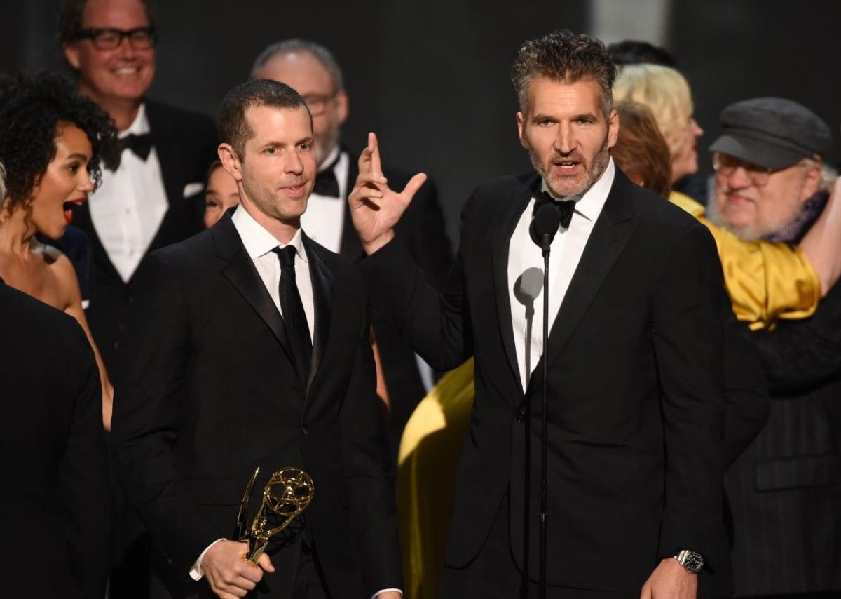 Game of Thrones Creators Quit Star Wars for Netflix Deal