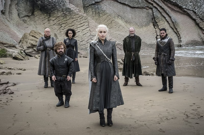 Game of Thrones Season 7 Episode 4 Leakers Arrested