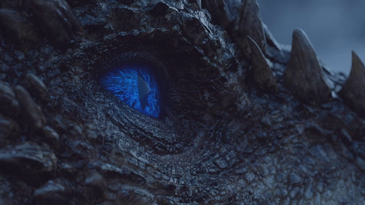 game of thrones s07e06 viserion Game of Thrones season 7