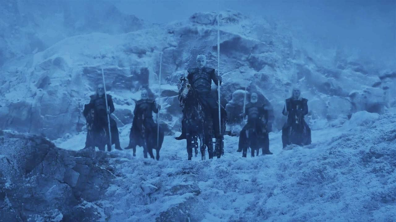 Game of Thrones season 7 episode 7 : teaser of a summit meeting