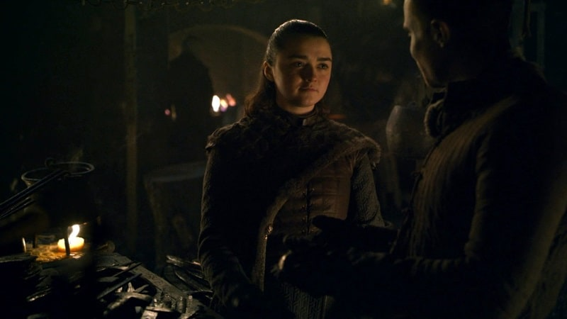 Game of Thrones Season 8 Episode 1: Will Arya's New Weapon Be a 'Showstopper'?