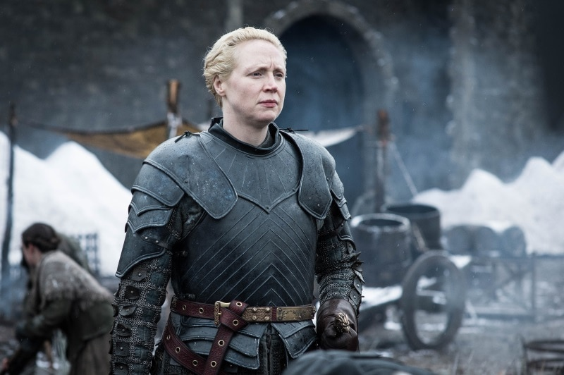 game of thrones season 8 brienne Game of Thrones season 8 Brienne Gwendoline Christie