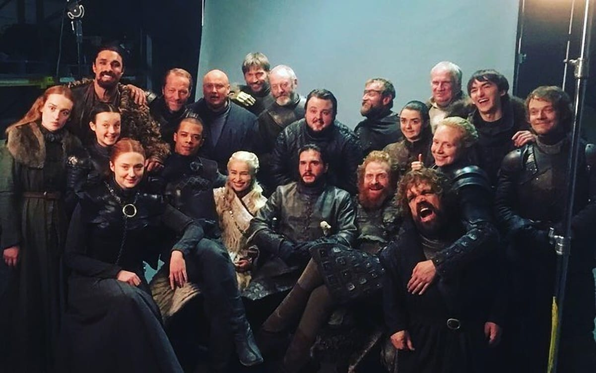 Game of Thrones Cast Bids Farewell to Their Characters, Fellow Actors, Crew and the Show