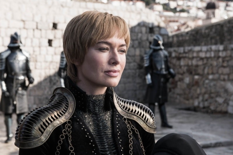 game of thrones season 8 cersei lannister Game of Thrones season 8 Cersei Lannister