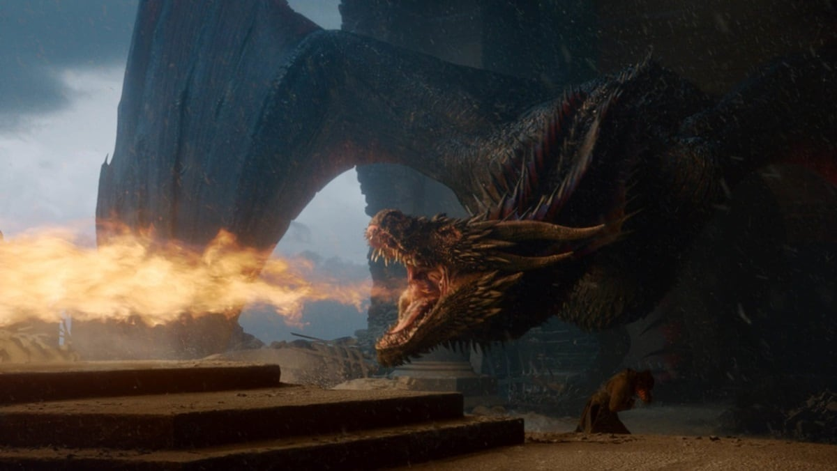 Game of Thrones Season 8 Finale Script Reveals Drogon Melting Iron Throne Was a Mere Accident