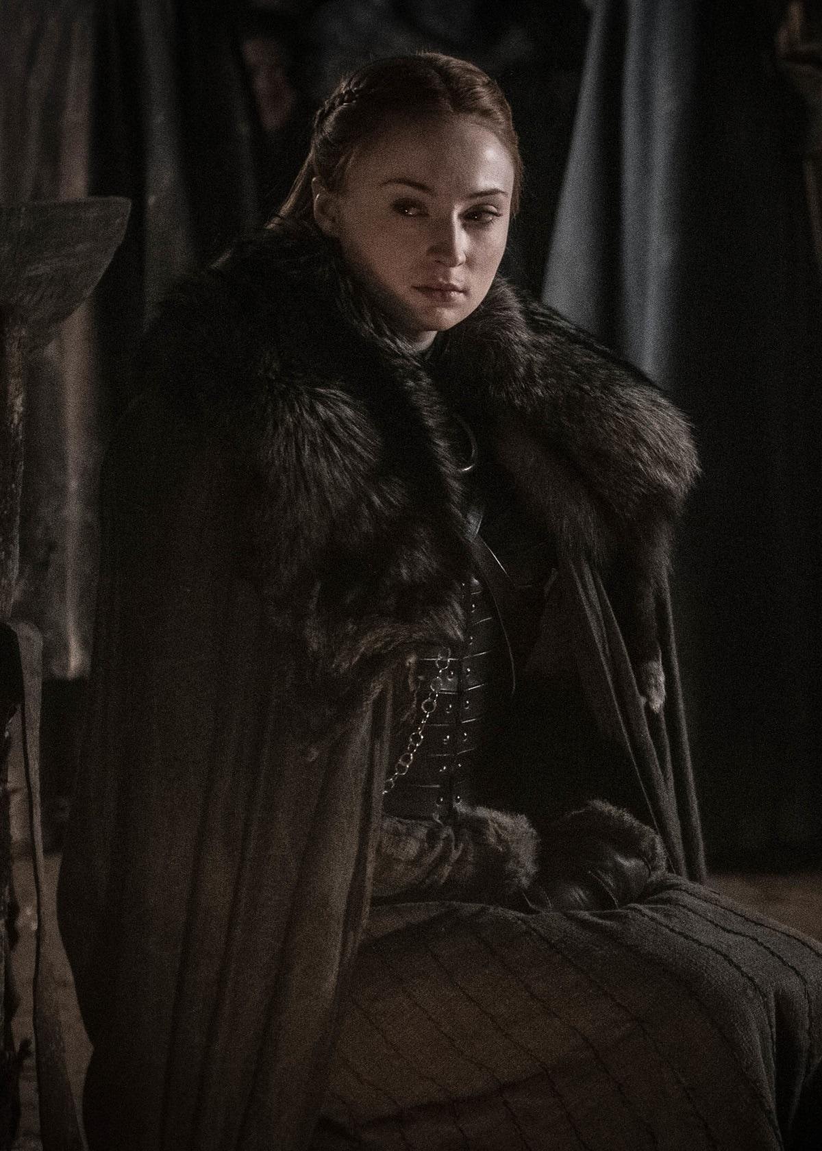 game of thrones season 8 episode 3 sansa stark Sansa Game of Thrones season 8 episode 3