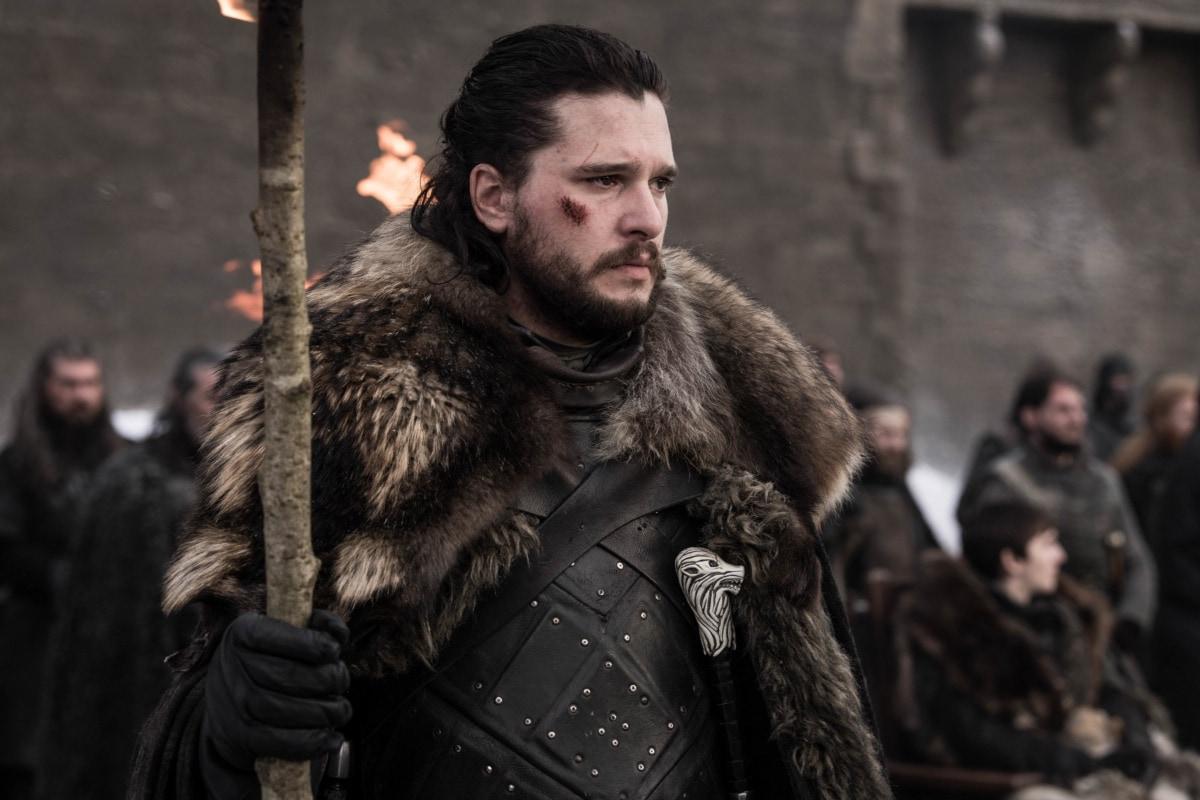 game of thrones season 8 episode 4 3 Kit Harington Jon Snow Game of Thrones season 8 episode 4