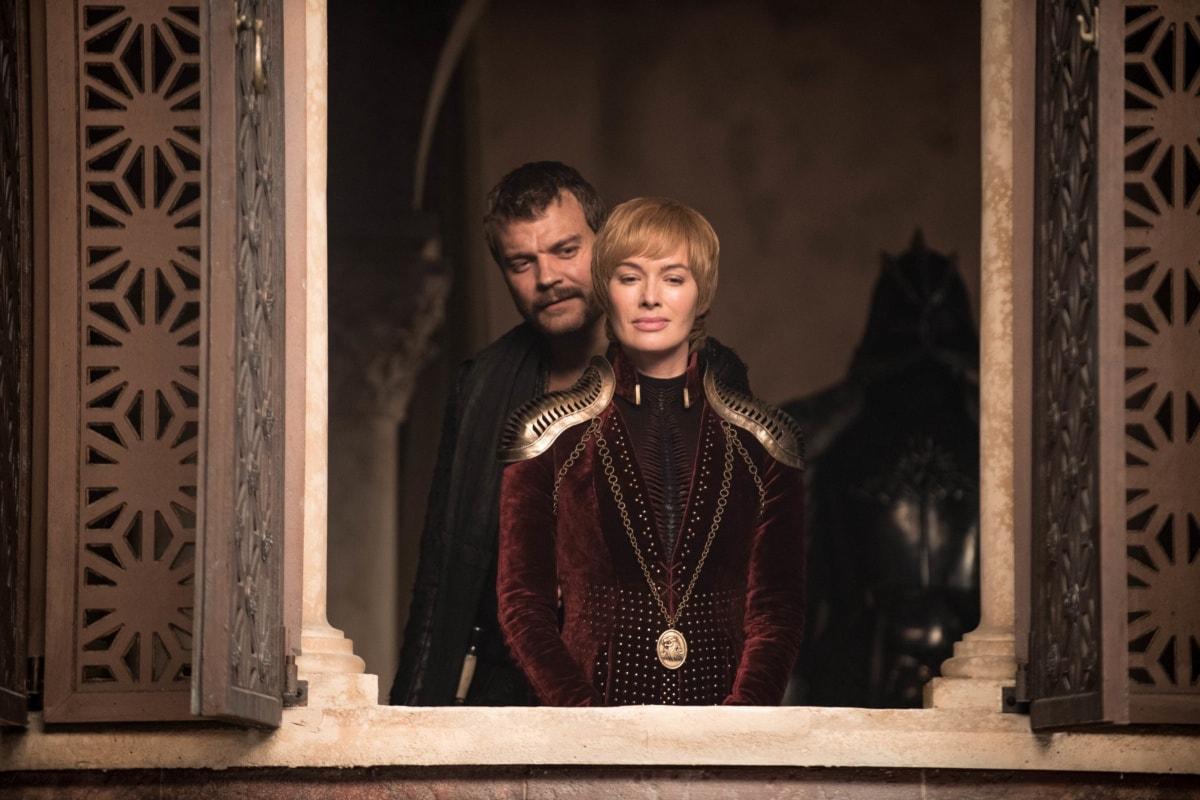 game of thrones season 8 episode 4 4 Pilou Asbæk Euron Lena Headey Cersei Game of Thrones season 8 episode 4