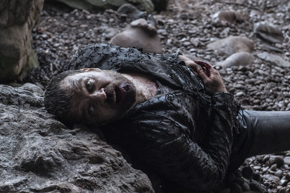 game of thrones season 8 episode 5 euron Pilou Asbaek Euron Greyjoy Game of Thrones season 8 episode 5