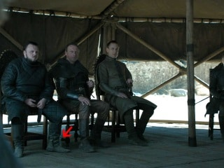 Game of Thrones Season 8 Episode 6 Included Plastic Water Bottles by Mistake
