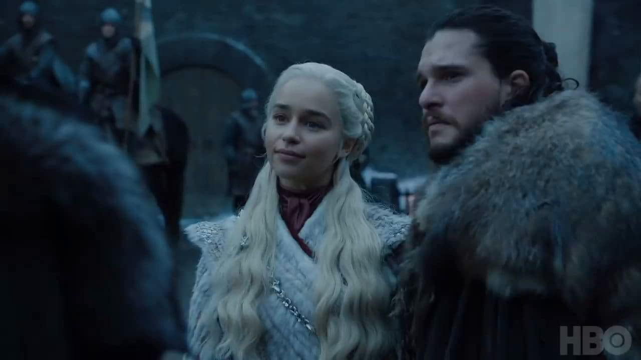 Brand new 'Game of Thrones' final season tease is here