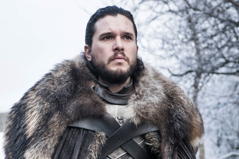 Game of Thrones Season 8: Arya, Jon Reunite in New Promo