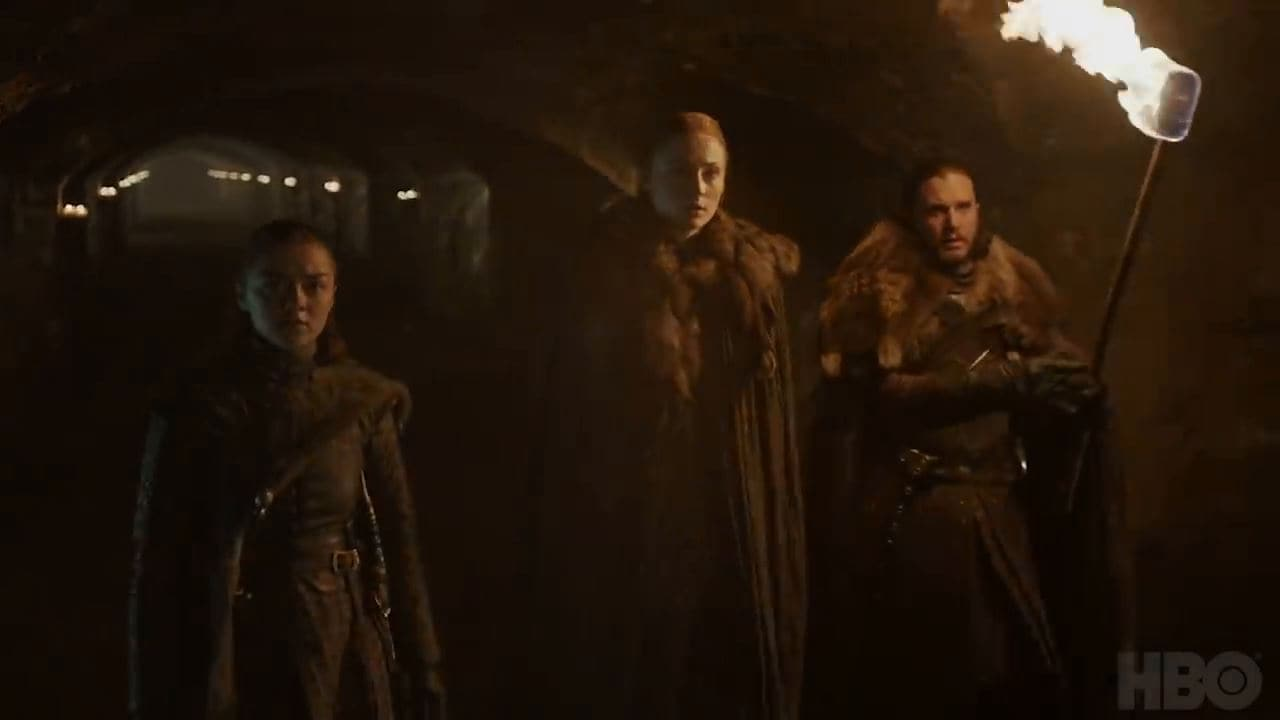 Game of Thrones final season teaser, premiere date released