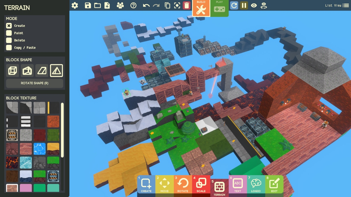 Google Game Builder Lets You Create 3D Video Games Without