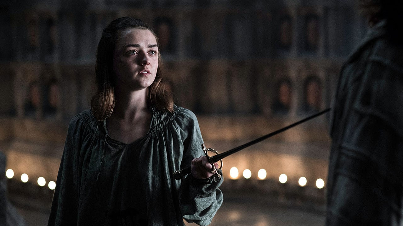 game of thrones arya Game of Thrones