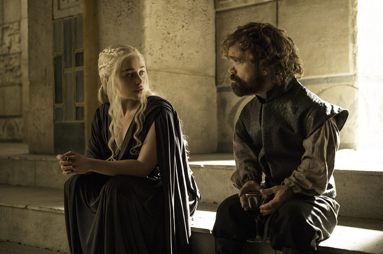game of thrones dany tyrion Game of Thrones