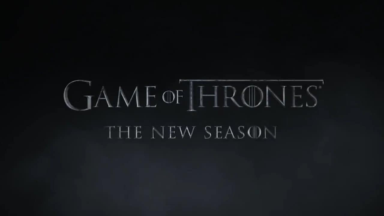 Game of Thrones Season 7 Teaser Trailer: Winter in Westeros, and a Lot of Walking