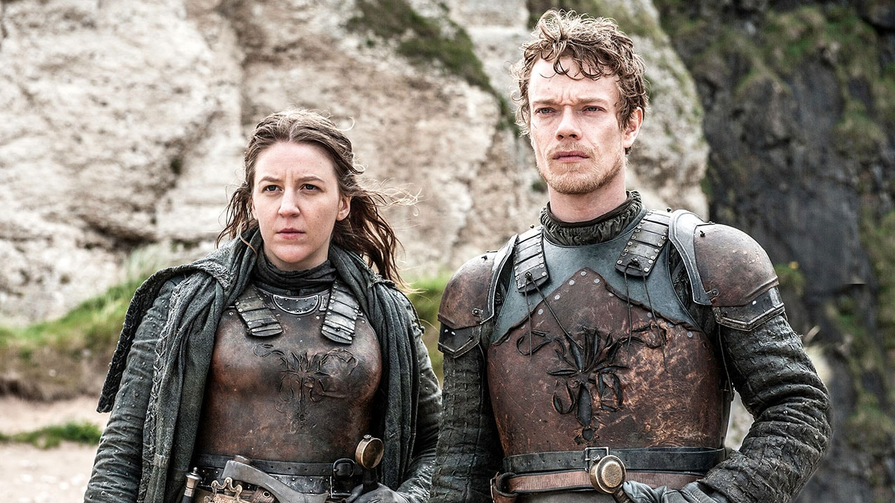 game of thrones yara theon Game of Thrones