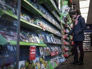 No GameStop Buyout, No Surprise