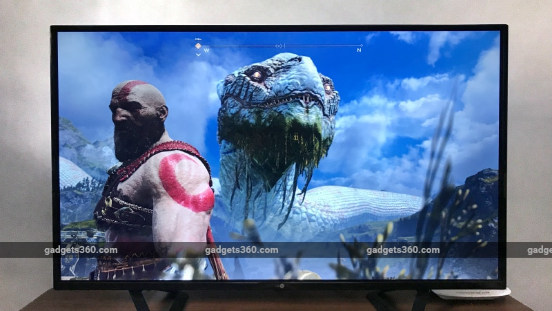 gaming Daiwa D55UVC6N 55-Inch 4K Smart LED TV