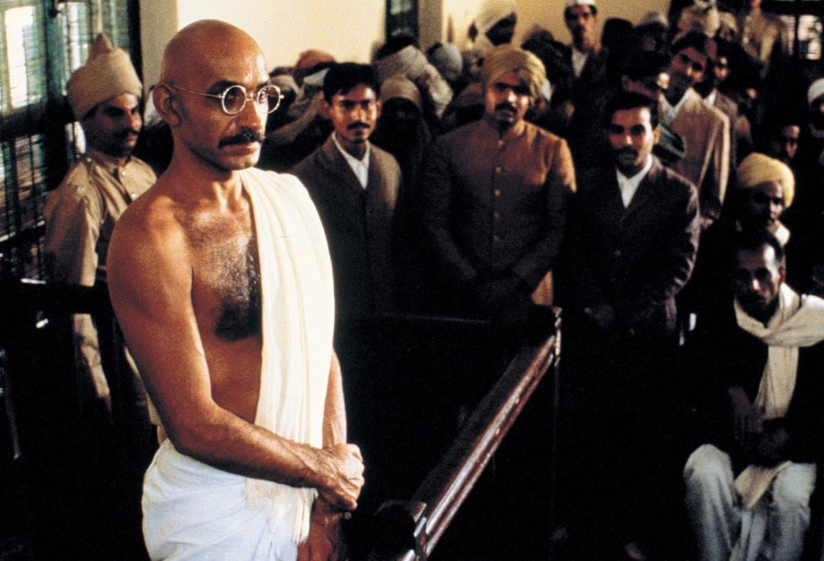 gandhi 1982 Gandhi 1982