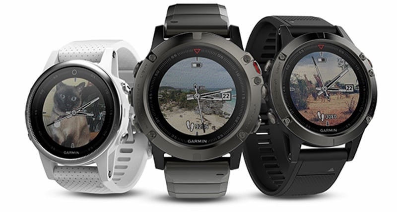 Garmin Fenix 5 Series of GPS Wearables to Be Launched in India Soon