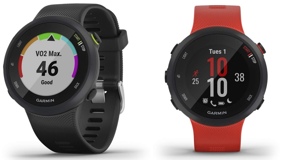 Garmin Forerunner 45 Smartwatch Launched in India, Priced at Rs. 19,990