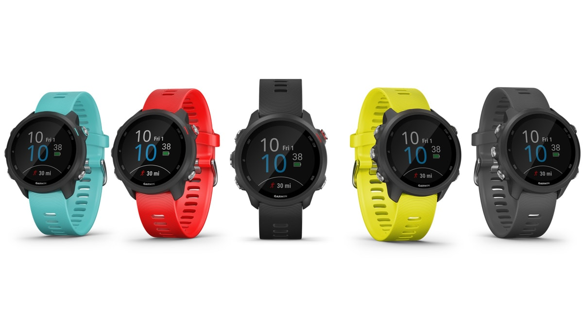 Garmin Forerunner 245, Forerunner 245 Music GPS-Enabled Smartwatches Launched in India