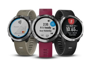 Garmin Forerunner 645 Music Smartwatch, Speak Plus In-Dash Cam Launched at CES 2018