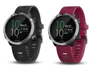 Garmin Forerunner 645 Music GPS Smartwatch Launched in India at Rs. 39,990