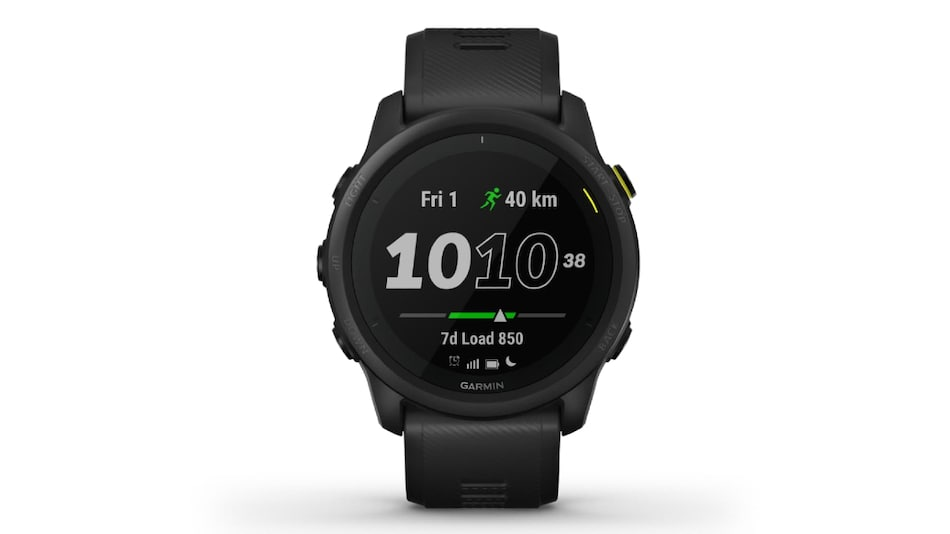 Garmin Forerunner 745 Launched With Up to 1 Week Battery Life, Built-in GPS: Price, Specifications