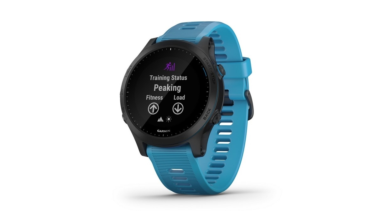 Garmin Forerunner 945 Premium GPS-Enabled Smartwatch Launched in India at Rs. 59,990