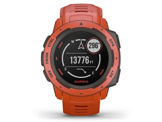 Garmin Instinct Launched in India, a Rugged GPS-Enabled Smartwatch Priced at Rs. 26,990