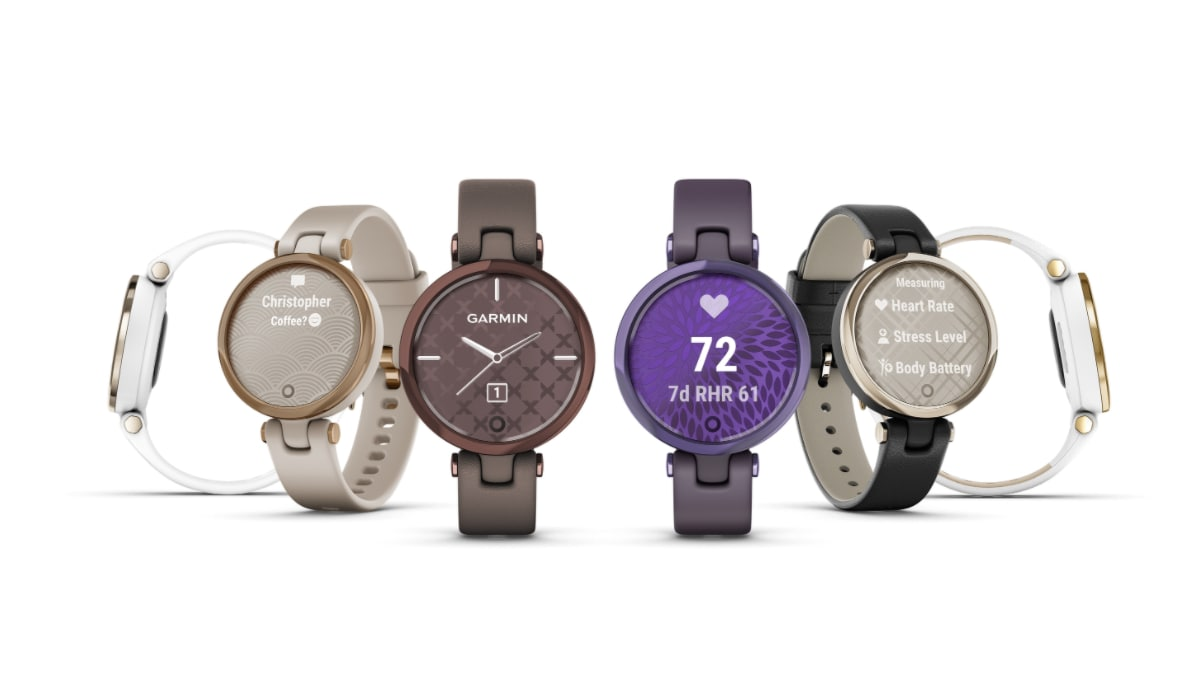 Garmin Lily Women Smartwatch With Pregnancy Tracking Launched in India, Prices Starting at Rs. 20,990 - Gadgets 360