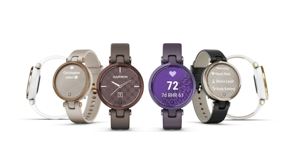 Garmin Lily Women Smartwatch With Pregnancy Tracking Launched in India, Prices Starting at Rs. 20,990