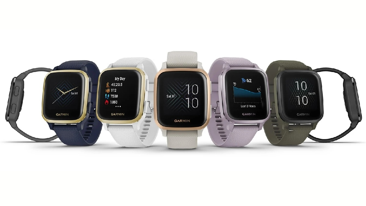 Garmin Venu Sq, Venu Sq Music Edition Smartwatch With 6-Day Battery Life, Health Monitoring Features Launched in India