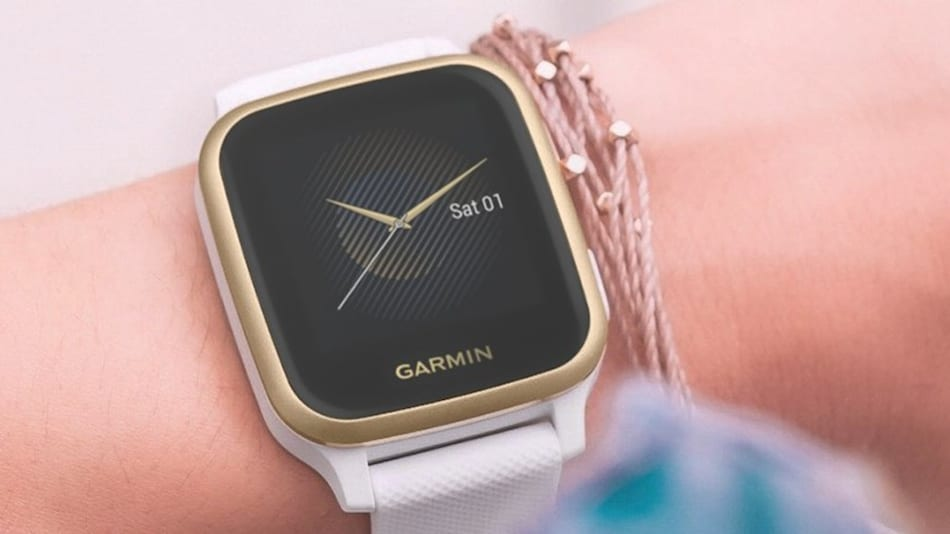 Garmin Venu Sq, Venu Sq Music Edition GPS Smartwatches With Colour Touchscreen, 6 Days Battery Life Launched