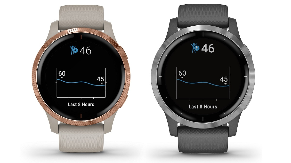 Garmin Venu, Vivoactive 4 Smartwatches Launched in India, Starting Rs. 32,590