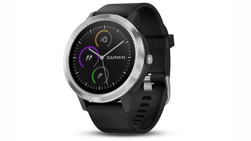 UPDATE:Garmin Vivoactive 3 Fitness Smartwatch With 'Tap to Pay' Launched