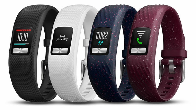 Garmin Vivofit 4 Fitness Band Launched With Year-Long Battery Life: Price, Specifications