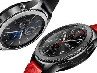 Samsung Tipped to Launch Gear S3 Smartwatches in India in January