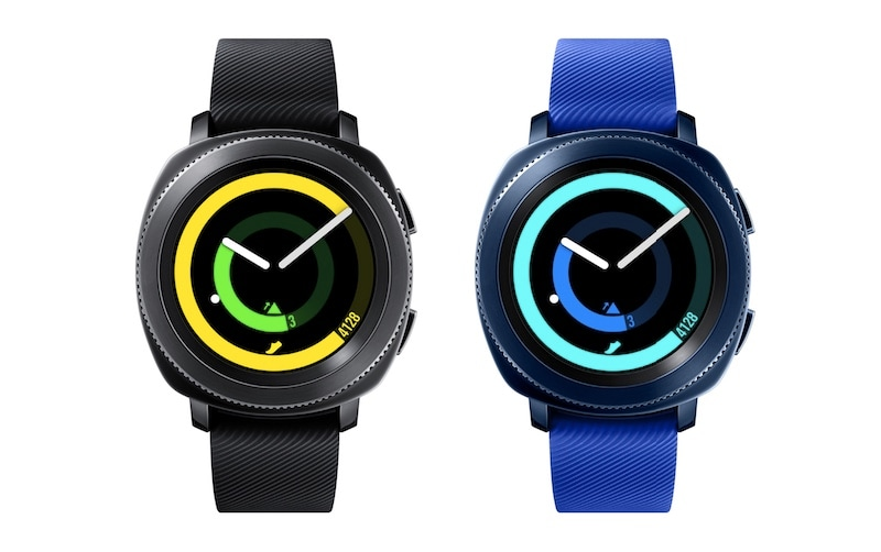 Samsung Gear Sports: Smartwatch and Fitness Tracker