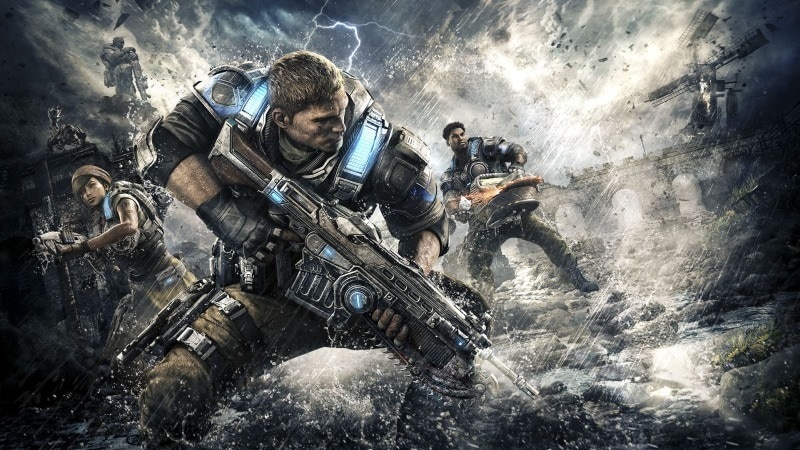 Gears of War 4, Battlefield 1, Mafia 3, Titanfall 2, and More Games Releasing in October