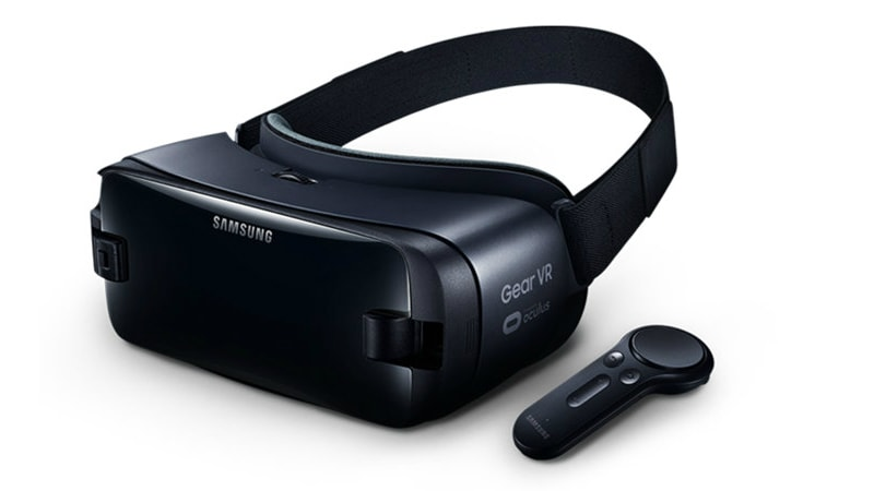 Samsung Launches New Gear VR Just to Fit the Huge Galaxy Note 8