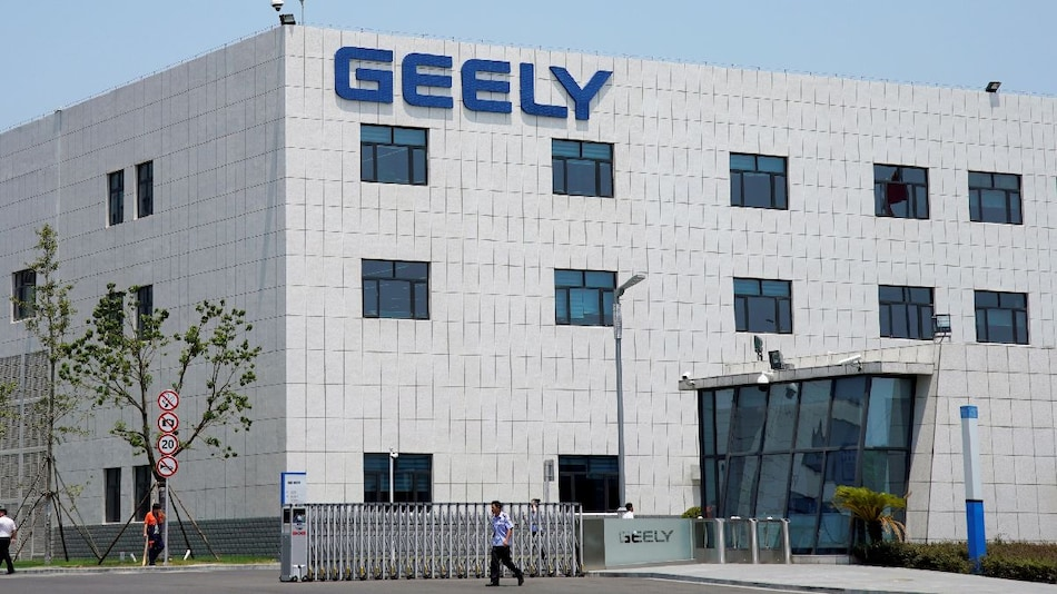 Chinese Automaker Geely Moves Into Smartphones With CEO's New Venture