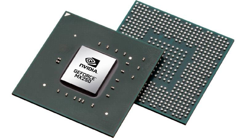 mx250 vs gtx 1050