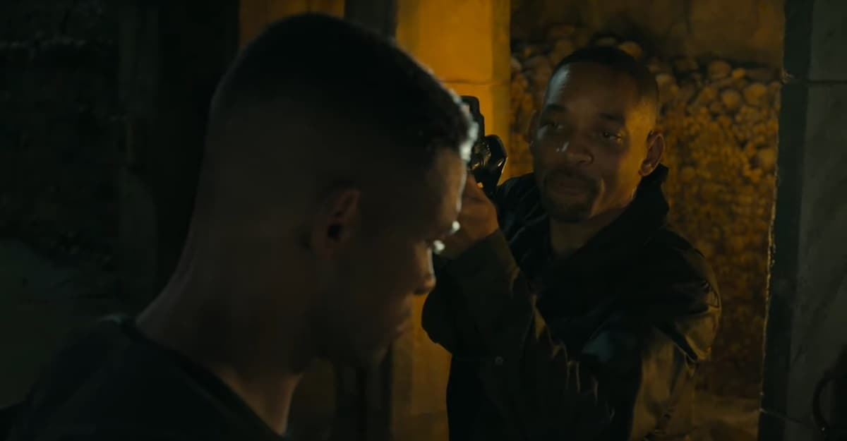 Gemini Man Trailer Explains Why They Cloned Will Smith, Not Nelson Mandela